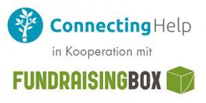 Kooperation_FundraisingBox_ConnectingHelp