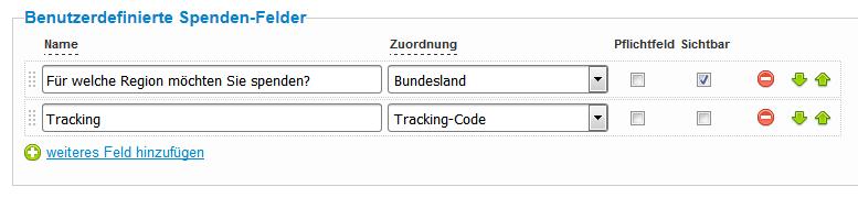 FundraisingBox_benutzerdefinierte-Felder-Sichtbarkeit