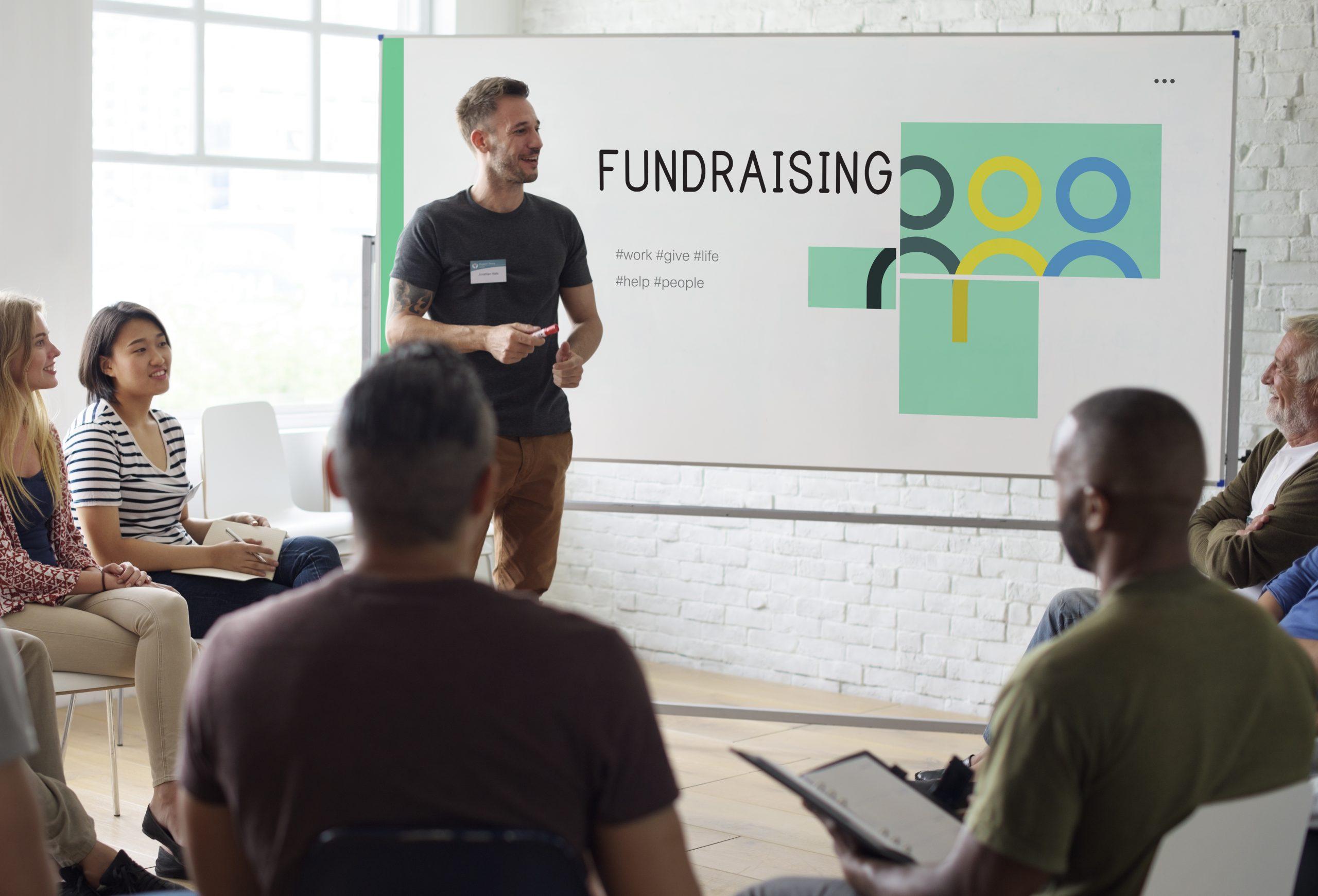 fundraising akademie während vorlesung
