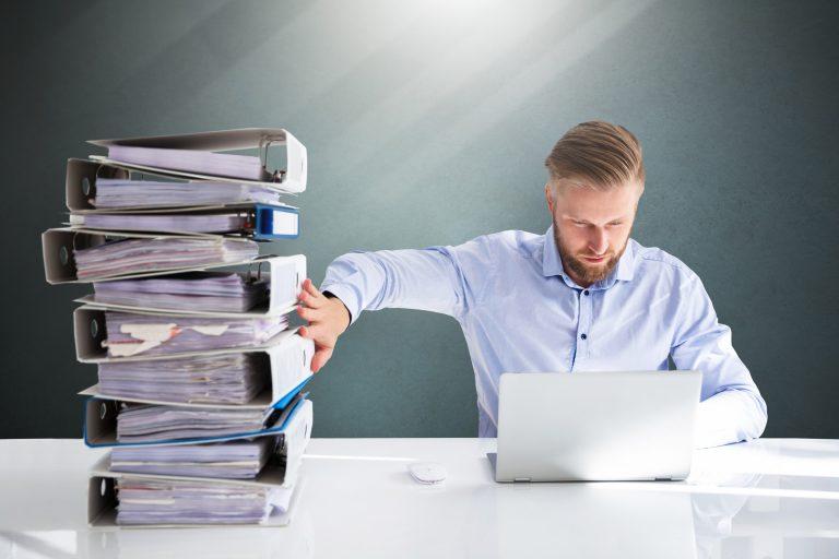 #7 Der Weg zum papierlosen Büro – Post und Papier im Remote-Team