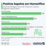 Infografik Pro Homeoffice