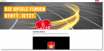 Landingpage sporthilfespiele_FundraisingBox by Wikando