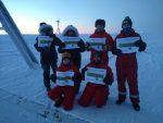 NCT Lauf Antarktis Teilnehmer