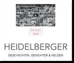 Titelbild des Buches Heidelberger Helden NCT