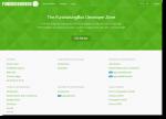 Developer Zone FundraisingBox