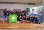 FundraisingBox Team Danke