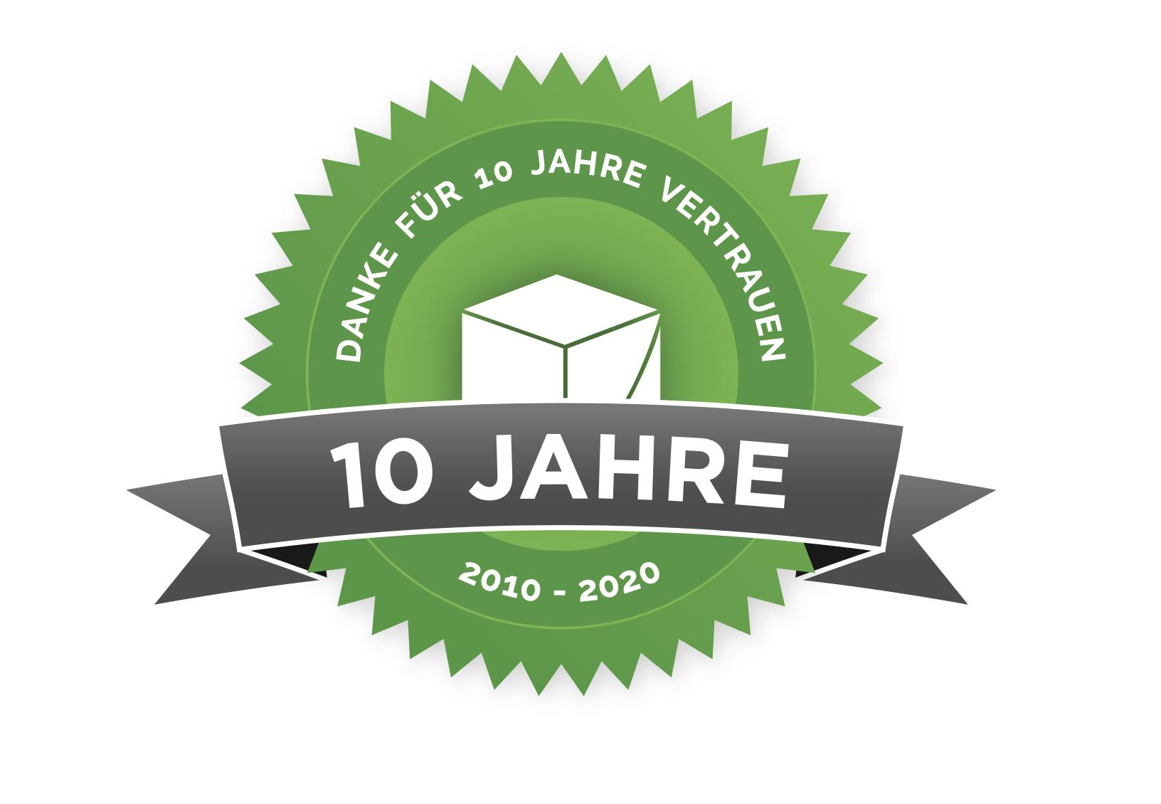 FundraisingBox feiert 10-jähriges Jubiläum