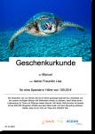 Beispiel-Spendenurkunde als PDF